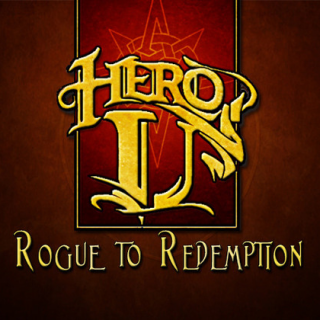 Hero-U: Rogue to Redemption cover art.