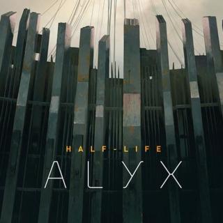 Half-Life: Alyx - Cover Art