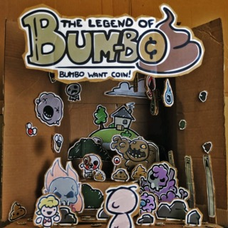 The Legend of Bum-bo - Box Art