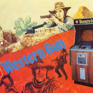 Western Gun (JP & EU) Flyer