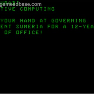 Acorn Atom version, released early 1980's
