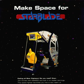 Arcade Flyer