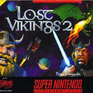 Lost Vikings 2 (SNES)