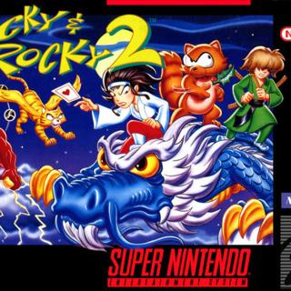 NTSC SNES Cover