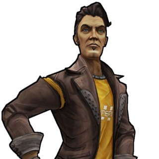 Handsome Jack in the Pre-Sequel