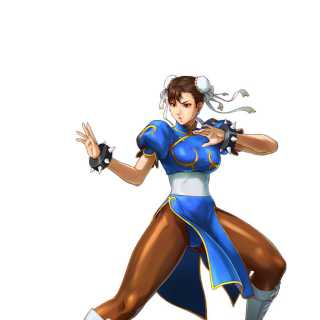 Chun-Li from Project X Zone