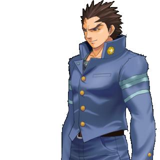 Batsu Iichimonji from Project X Zone