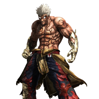 Asura's Wrath Asura