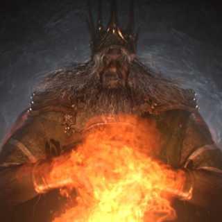 Gwyn, Lord of Sunlight