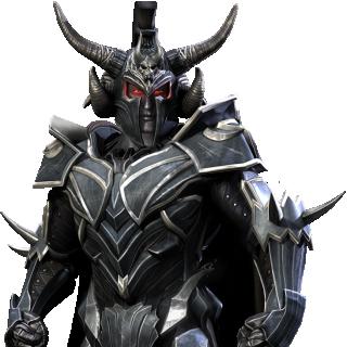 Ares Injustice Render