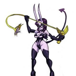 D. Violet