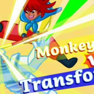 Monkey King vs Transformers
