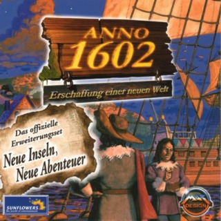 Anno 1602: Erschaffung einer neuen Welt - Neue Inseln, Neue Abenteuer
