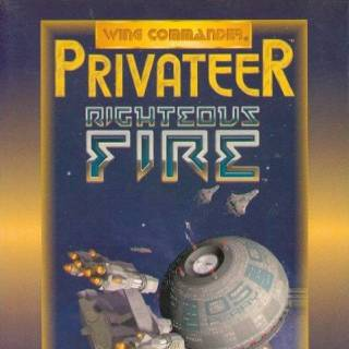 Wing Commander: Privateer - Righteous Fire