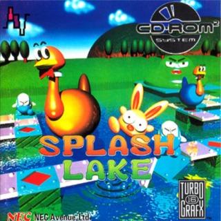 TurboGrafx-CD box art