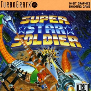 TurboGrafx-16 box art