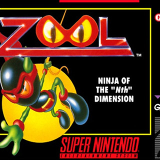 SNES NA box art
