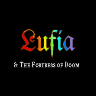 SNES LUFIA & FORTRESS OF DOOM TITEL SCREEN