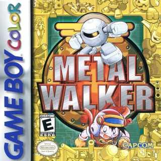 Metal Walker Box Art (Large).