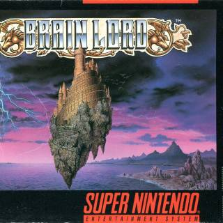 Brain Lord Box Art, Front (Large).