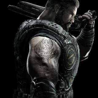 Dom (Gears of War 3)