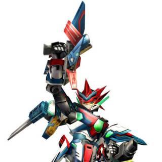 Custom Robo Ray