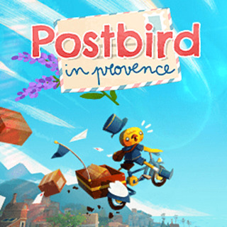 Postbird in Provence