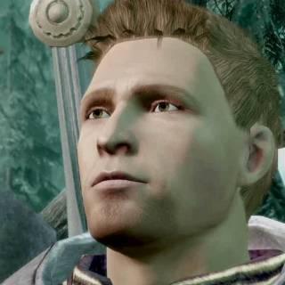 Alistair Dragon Age Origins King Grey Warden
