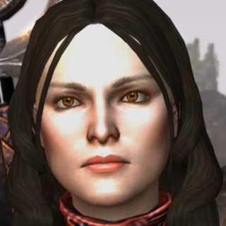 Close up of Bethany
