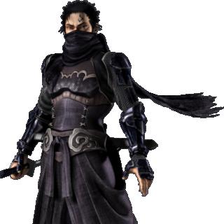 Goh the Crow from Shinobido
