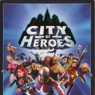 City of Heroes; Front; PC