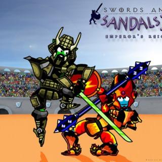 Swords and Sandals II