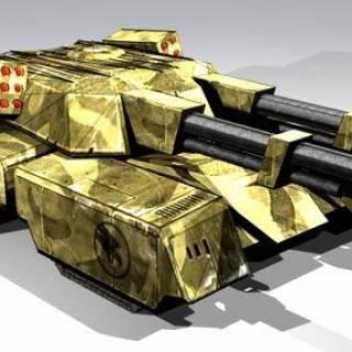 Mammoth Tank MKIII