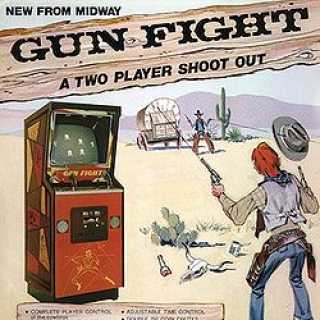 Gun Fight (NA) Flyer