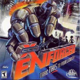 Enforcer box art