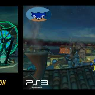 PS2 Vs. PS3 Shot