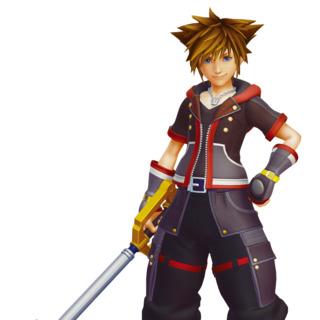 Sora's Kingdom Hearts III Outfit