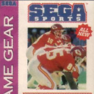 NFL'95 box art