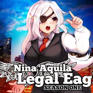 Nina Aquila: Legal Eagle, Season One