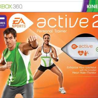 Xbox 360 Box Art