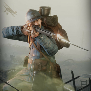 Updated cover art as part of the WW1 Game Series