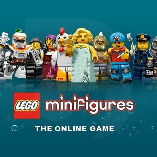 LEGO Minifgures Online