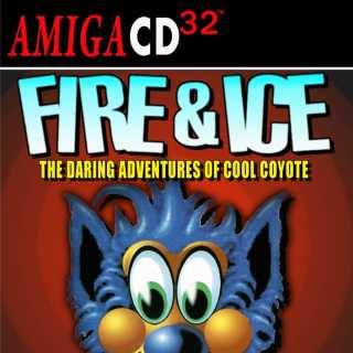 CD32 box front