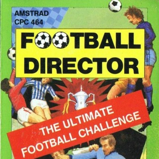 Amstrad CPC box front (UK cassette release by D & H Games)