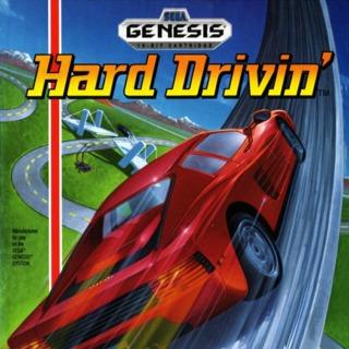 Genesis box front (US cartridge release by Tengen)
