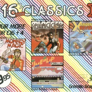 C16's plus4 Classics II