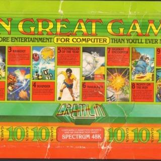 Ten Great Games