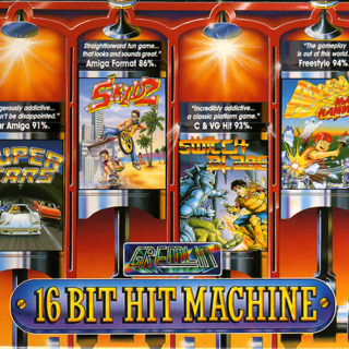 16 Bit Hit Machine
