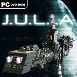 The box art for J.U.L.I.A.