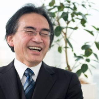 Iwata during an interview with 4gamer.net in December 2014